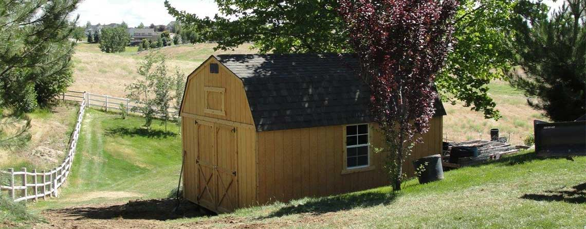 Sales and Rent-to-own for Outbuildings and Portable Storage
